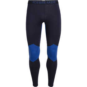 Icebreaker 260 Zone Leggings Heren, midnight navy/surf